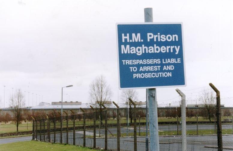 HM Prison Maghaberry, Northern Ireland