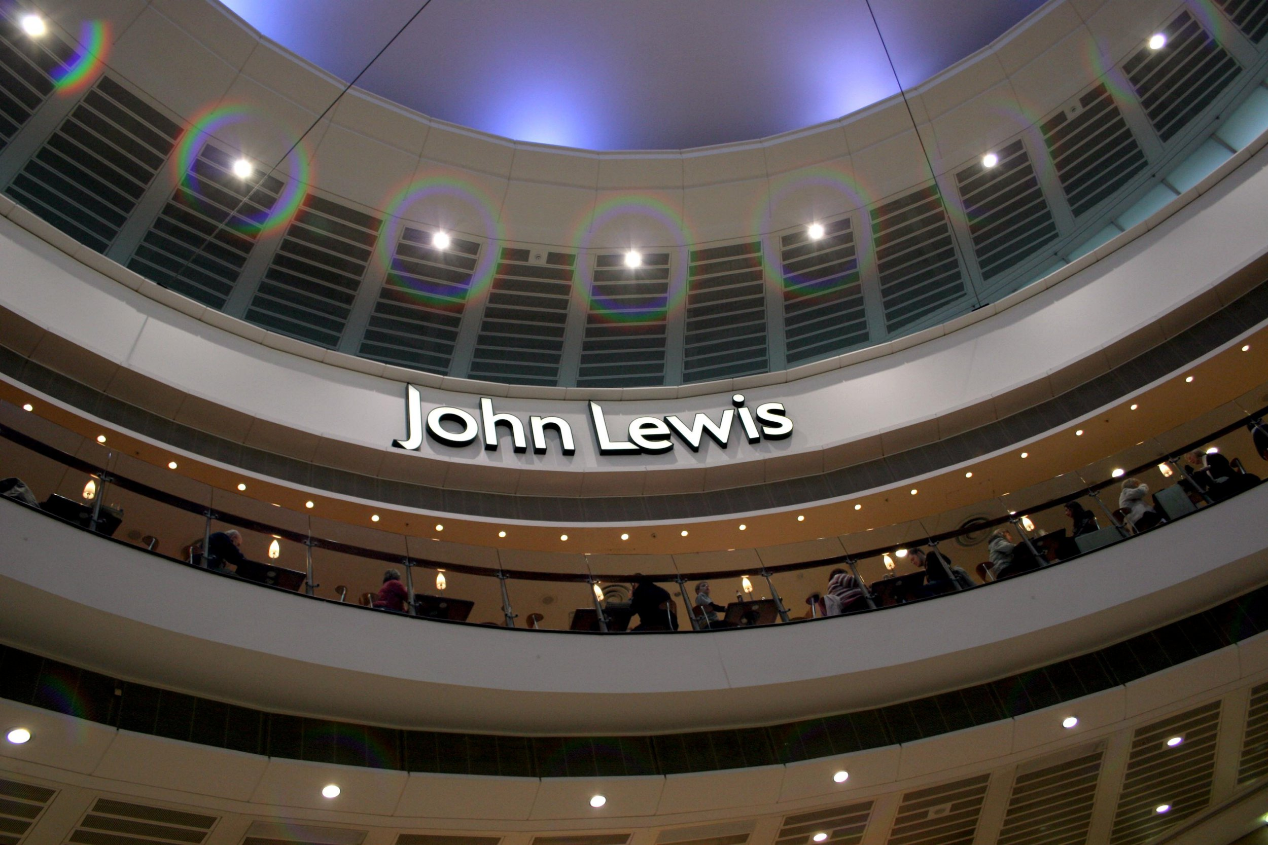Woman 'who didn't know she was pregnant' gives birth in John Lewis