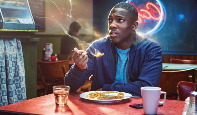 Programme Name: Doctor Who Series 11 - TX: n/a - Episode: July Preview (No. n/a) - Picture Shows: **Embargoed for print until 17/07/2018 00:00:01 ** Ryan (TOSIN COLE) - (C) BBC / BBC Studios - Photographer: Henrik Knudsen