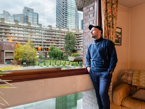 What I Rent: Tom, £1,733 a month for a one-bedroom flat in the Barbican Estate