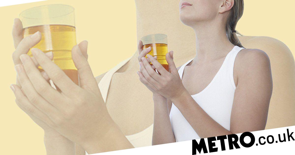 Meet the people drinking their pee as part of 'urine therapy'