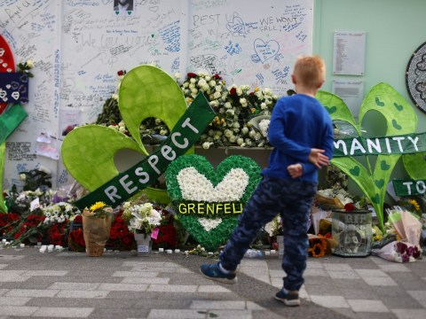 The horror of losing my family at Grenfell will never leave me – the burning effigy video made it worse