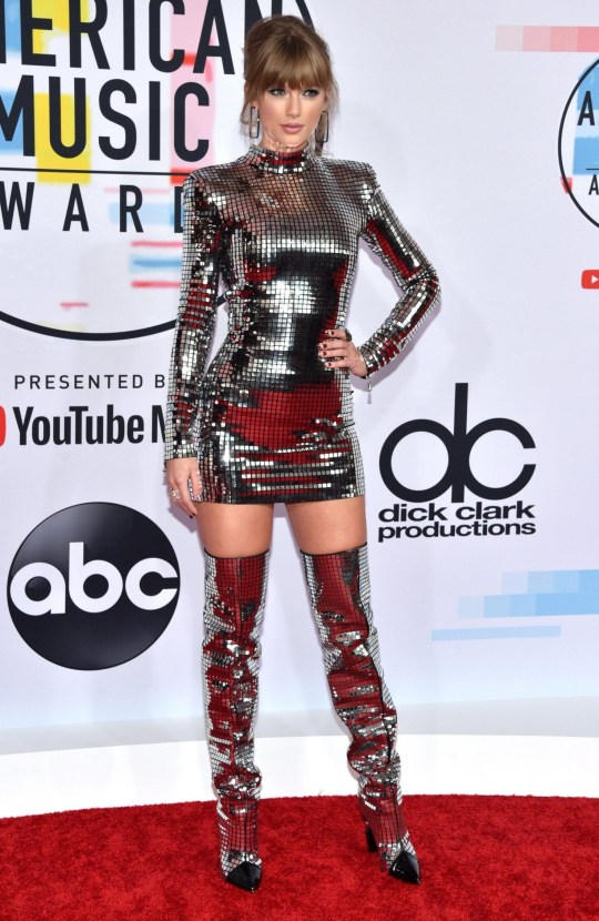Image result for american music awards taylor