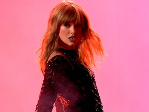 Taylor Swift was bleeped in her AMAs opening song and people have some thoughts