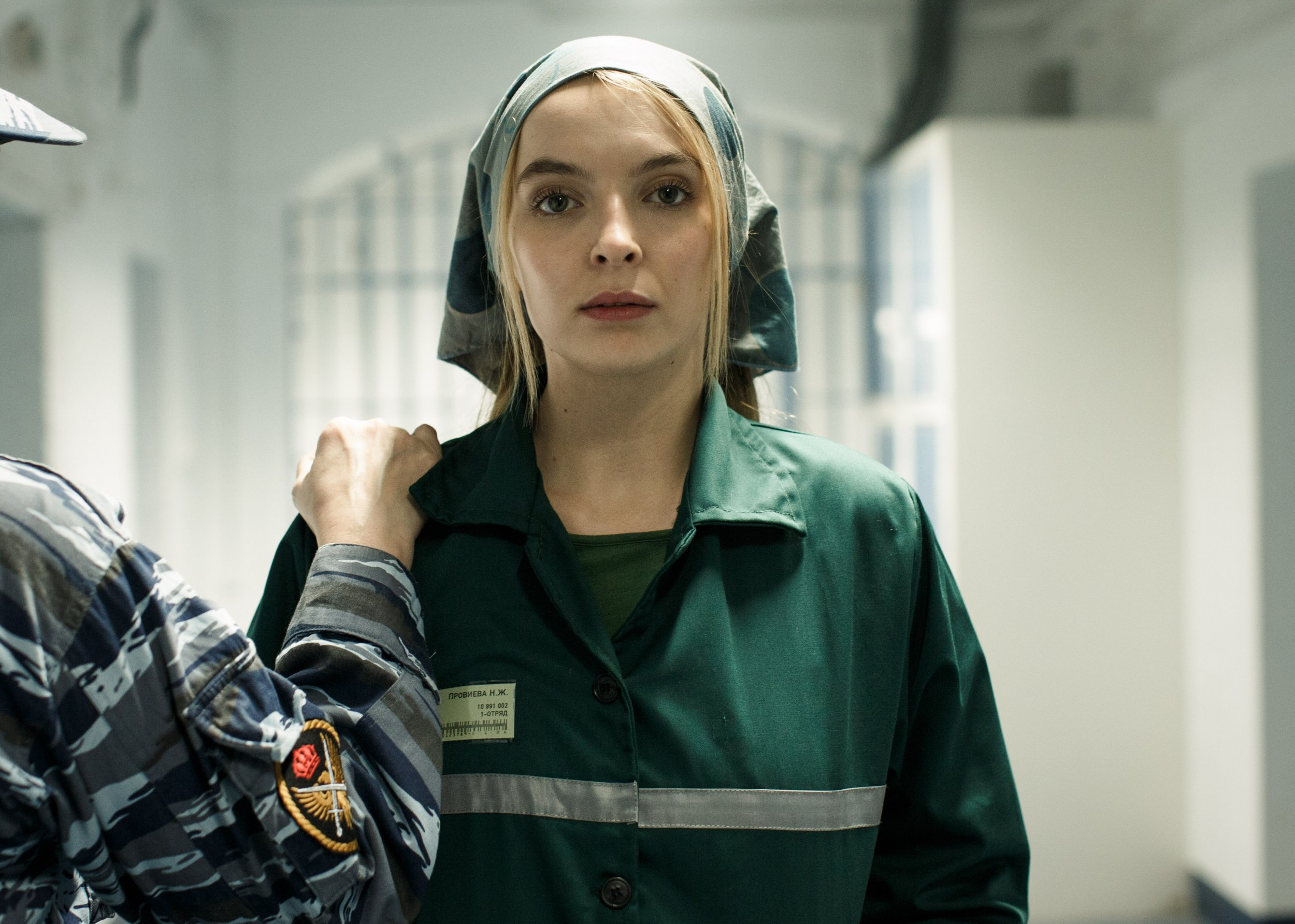 WARNING: Embargoed for publication until 00:00:01 on 16/10/2018 - Programme Name: Killing Eve - TX: n/a - Episode: n/a (No. Ep 6) - Picture Shows: *STRICTLY NOT FOR PUBLICATION UNTIL 00:01HRS, TUESDAY 16TH OCTOBER, 2018* Villanelle (JODIE COMER) - (C) Sid Gentle Films - Photographer: Nick Briggs