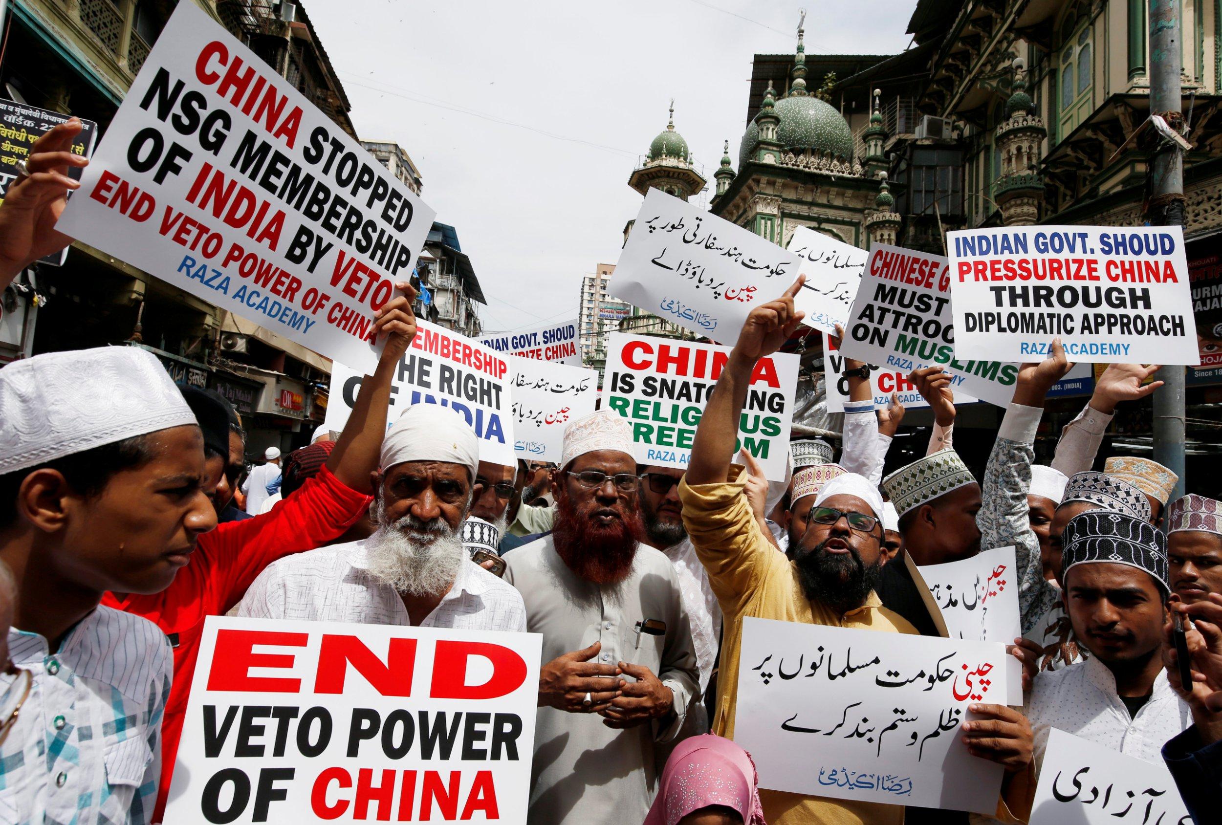 China 'legalises' Muslim prison camps