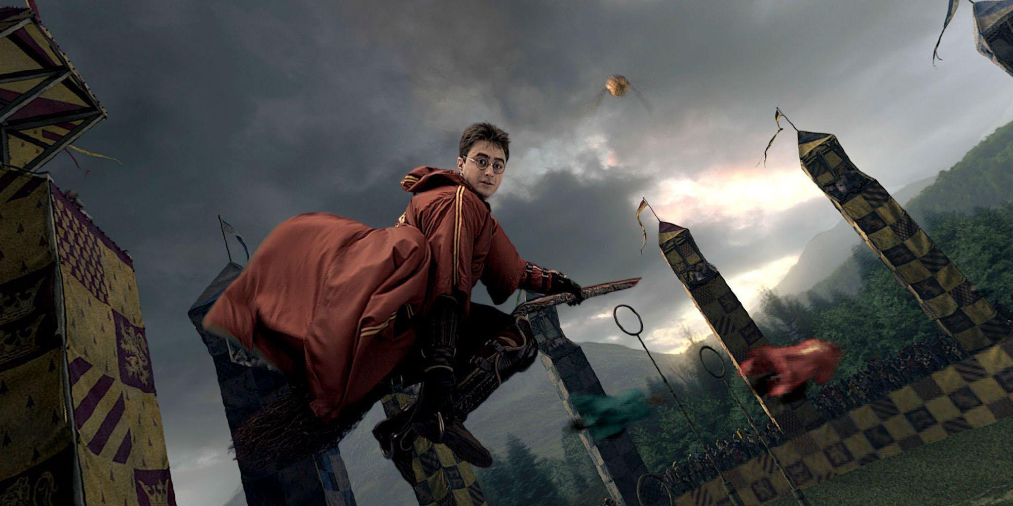 JK Rowling schools a critics in Quidditch Warner Bros.