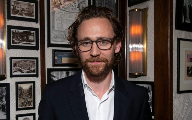 Mandatory Credit: Photo by Dan Wooller/REX (9921808aj) Tom Hiddleston 'Pinter at the Pinter' party, Gala, London, UK - 10 Oct 2018