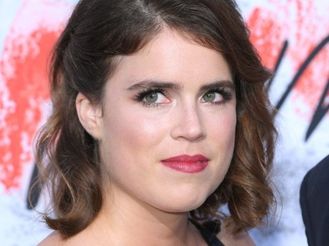 What does Princess Eugenie do for a living and who are her parents?