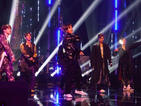BTS fans emotional as Jungkook sings Jimin's part in Idol after pulling out from Graham Norton performance