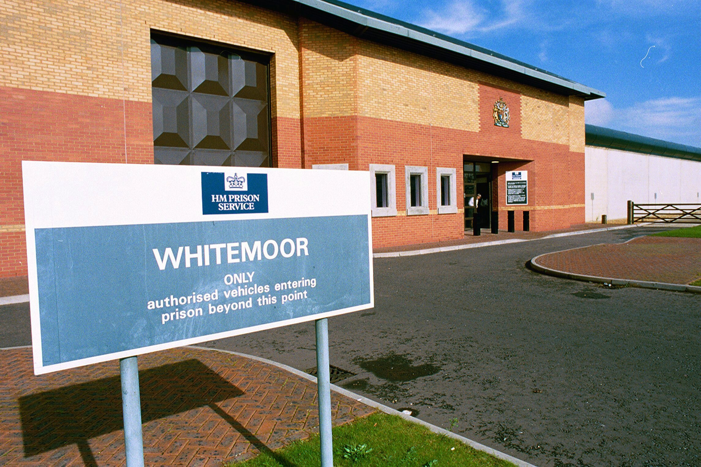 """HMP Whitemoor in March, Cambridgeshire. See Masons copy SWCAprison: A prison's use of solitary confinement is in breach of a UN torture protocol, a report has said. HMP Whitemoor in Cambridgeshire was found to lock inmates in a segregation unit for more than 23 hours a day, with """"little meaningful human contact"""". Its Independent Monitoring Board said this broke the UN's Optional Protocol to the Convention Against Torture."""
