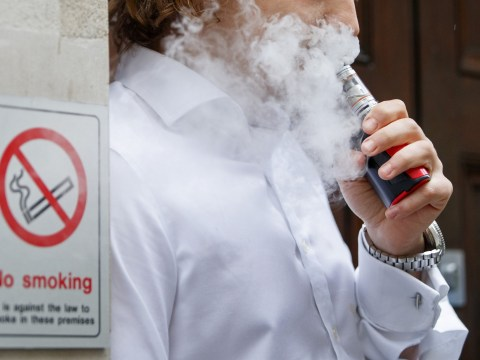 Flavoured e-cigarettes are just as bad as smoking for your lungs, experts warn