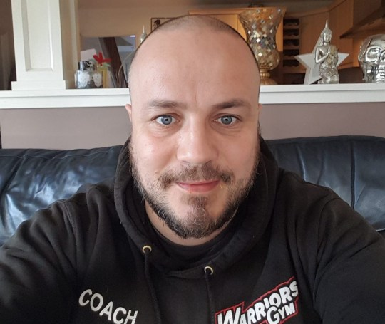 David Orr who runs the gym. A boxinggym has been slammed after offering warring pupils at local schools the opportunity to settle their differences with a fight club. TAKEN WITHOUT PERMISSION