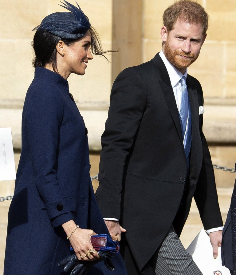 Harry And Meghan Markle Expecting First Child