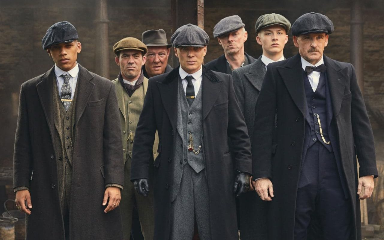 When is Peaky Blinders series four released on Netflix?