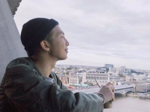 BTS bid farewell to London with RM's final snaps as band leave UK