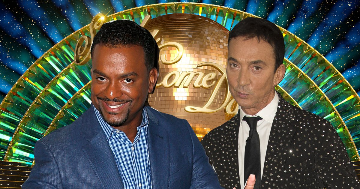 Strictly's Bruno Tonioli 'to be replaced by Fresh Prince of Bel Air star Alfonso Ribeiro for one weekend' Providers: BBC/ Getty