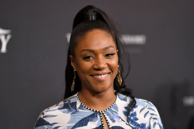 Mandatory Credit: Photo by Rob Latour/REX/Shutterstock (9930076eg) Tiffany Haddish Variety's Power of Women, Arrivals, Los Angeles, USA - 12 Oct 2018