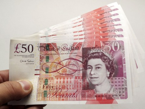 Bank of England confirms it will make £50 notes plastic