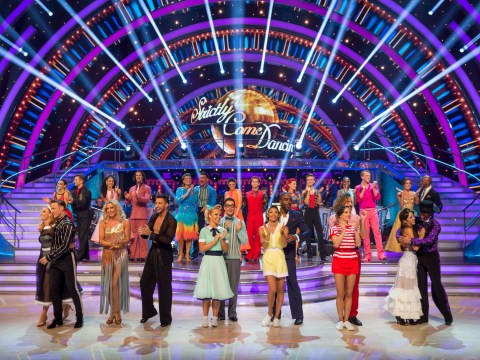 Katie Piper leaves Strictly Come Dancing as Seann Walsh survives public vote