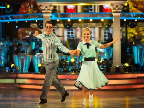 Who left Strictly Come Dancing last night and how many contestants are left?
