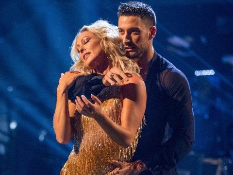 'It's tricky being away from home': Faye Tozer admits Strictly has put strain on marriage