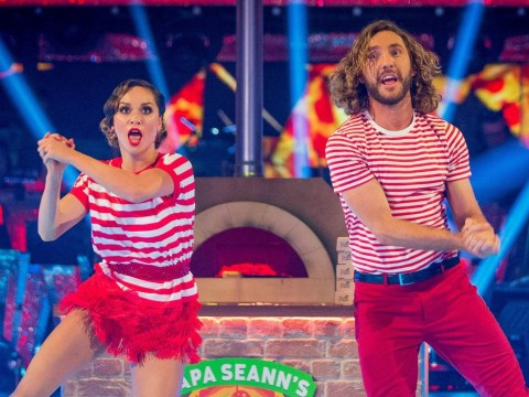 Seann Walsh and Katya Jones' next Strictly Come Dancing routine revealed and sparks are about to fly