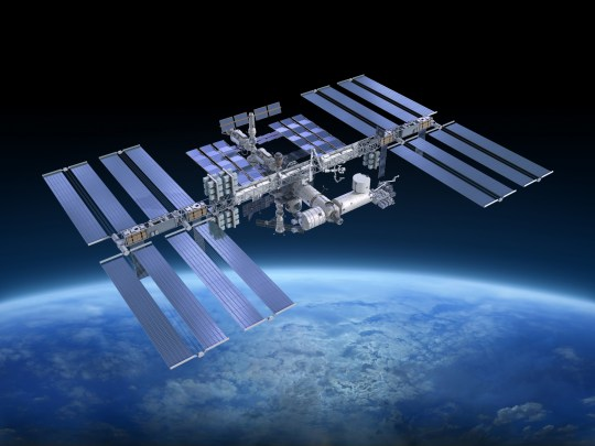 The International Space Station is infested with mysterious and potentially dangerous space bugs
