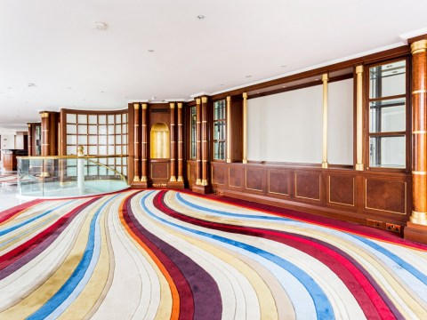 Penthouse with 85ft long entertainment room is selling for £10 million