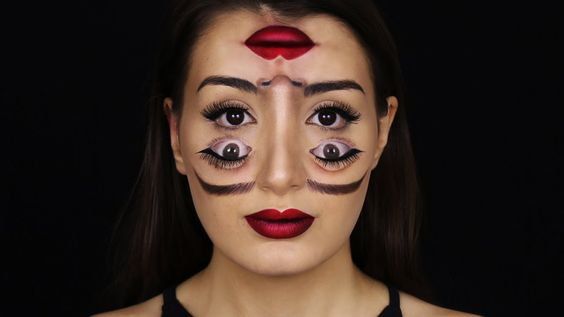 Looking for Halloween makeup? Pinterest reveals the most popular looks of this year