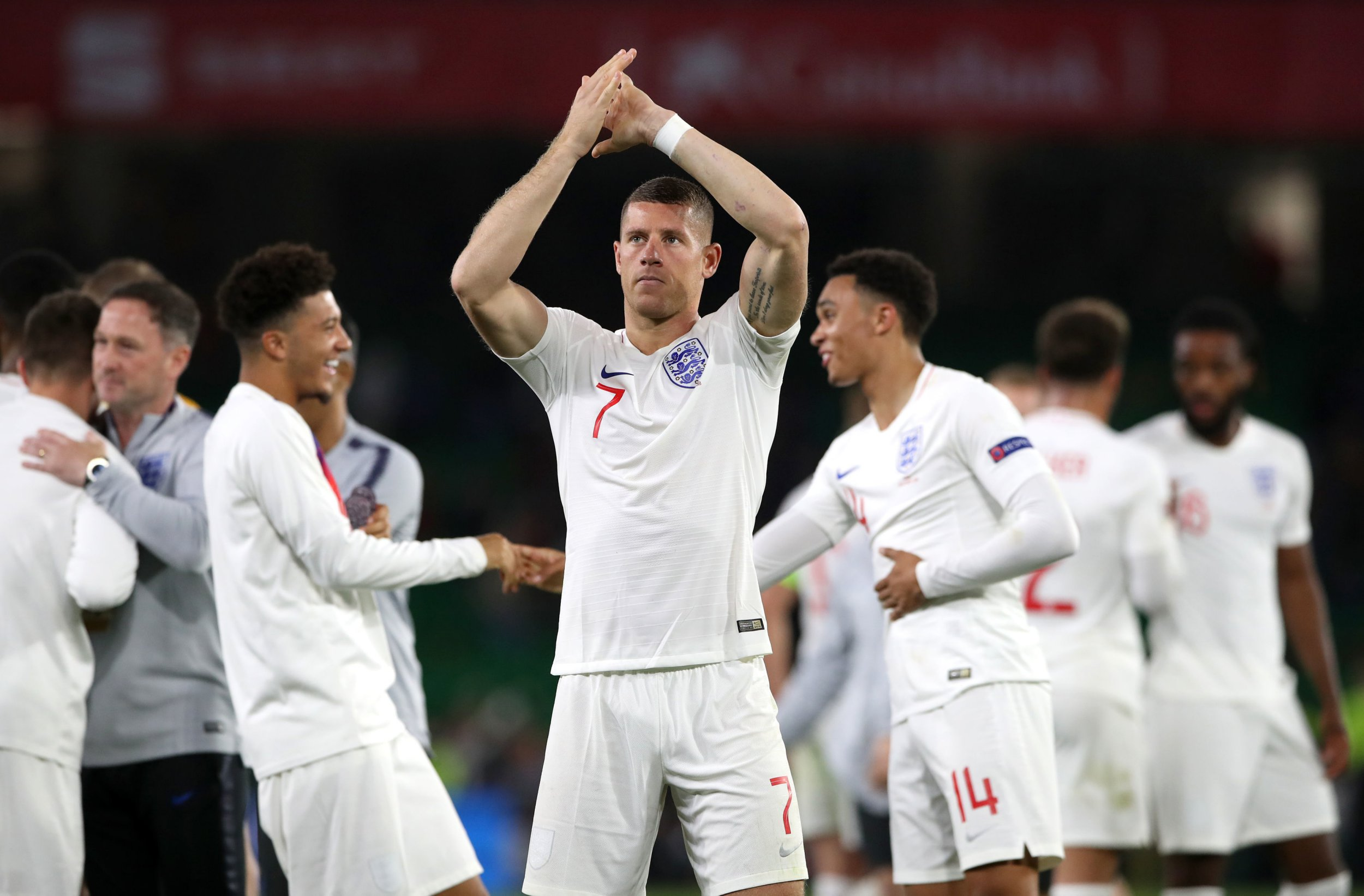 Carragher and Redknapp believe Ross Barkley can be England's missing link after Sarri influence