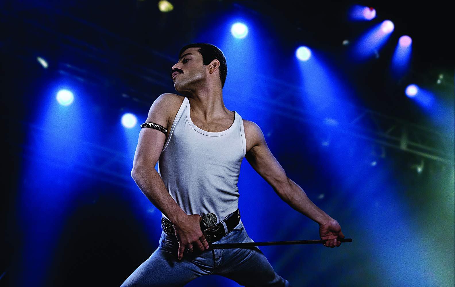 Rami Malek defends Bohemian Rhapsody for not showing 'entire Freddie Mercury story'