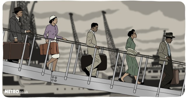 This is why we need to keep telling the stories of the Windrush Generation Illustration by Dave Anderson