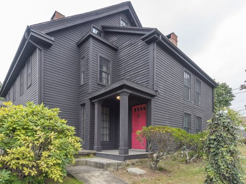 House once owned by man hanged for witchcraft is on the market