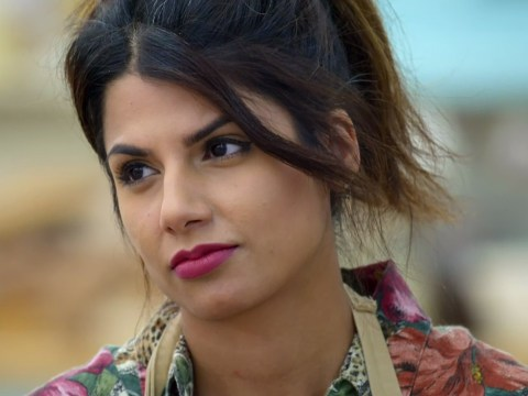 How was Bake Off's Ruby Bhogal tricked into tweeting the series 'winner'?