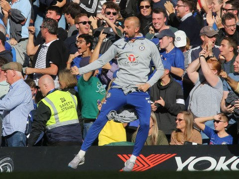 Chelsea coach Marco Ianni fined by FA for celebrating in front of Manchester United manager Jose Mourinho