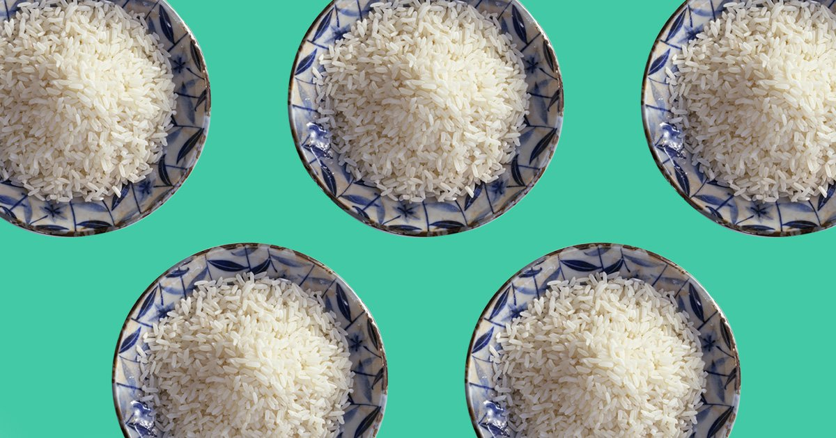 You could cut the calories in your rice in half with one simple trick, study says