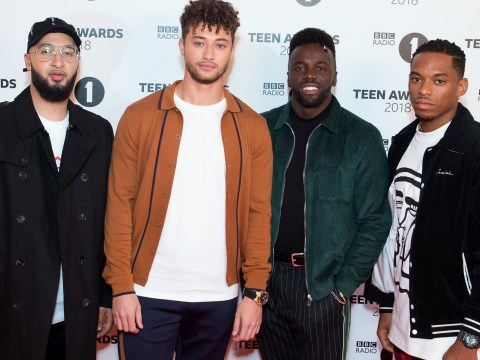Rak-Su issue X Factor contestants frank warning about the reality of fame: 'You've gotta go a year without sleep'
