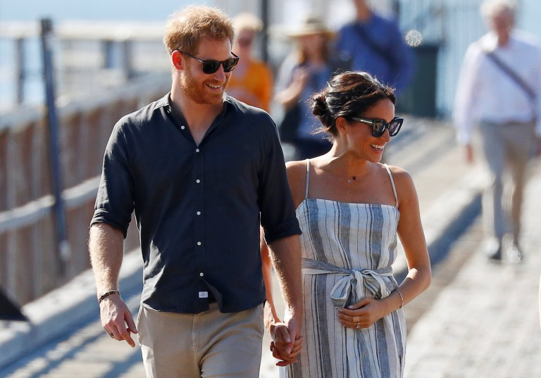 6359c02912d Every outfit Meghan has worn during two-week Australian tour with ...