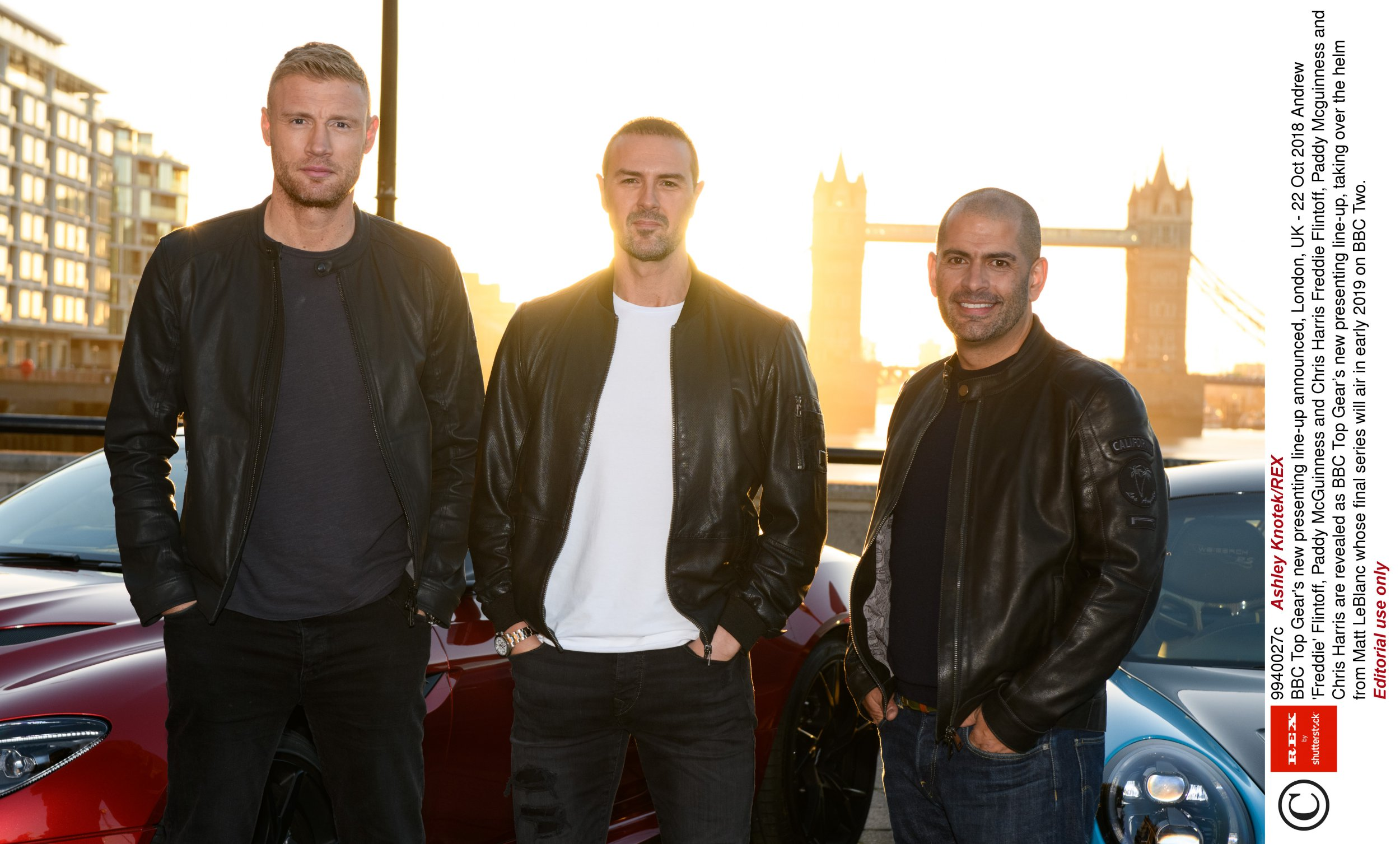 Top Gear's Paddy McGuinness gives sneak peak into upcoming series as host gets into 'first day of filming'
