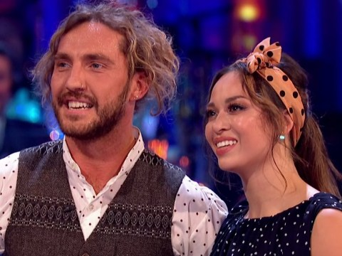 Seann Walsh 'jokes about Katya Jones porn offer' before 'crying' during Edinburgh stand-up show