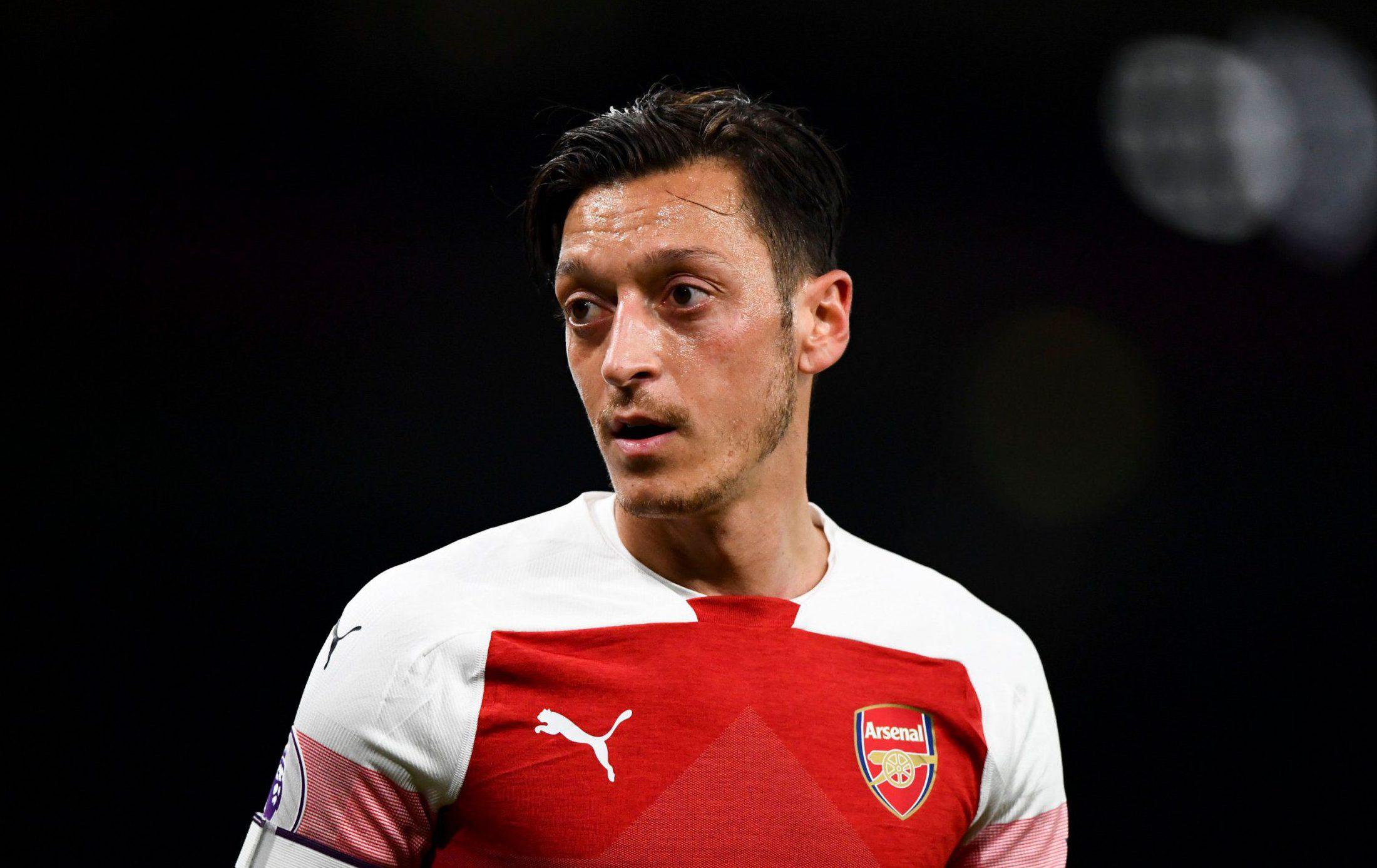 Mesut Ozil calls Matteo Guendouzi the best young player at Arsenal