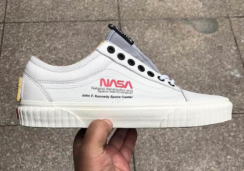 Vans and NASA collab
