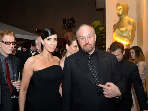 Sarah Silverman admits she allowed friend Louis CK to masturbate in front of her: 'It was amazing'