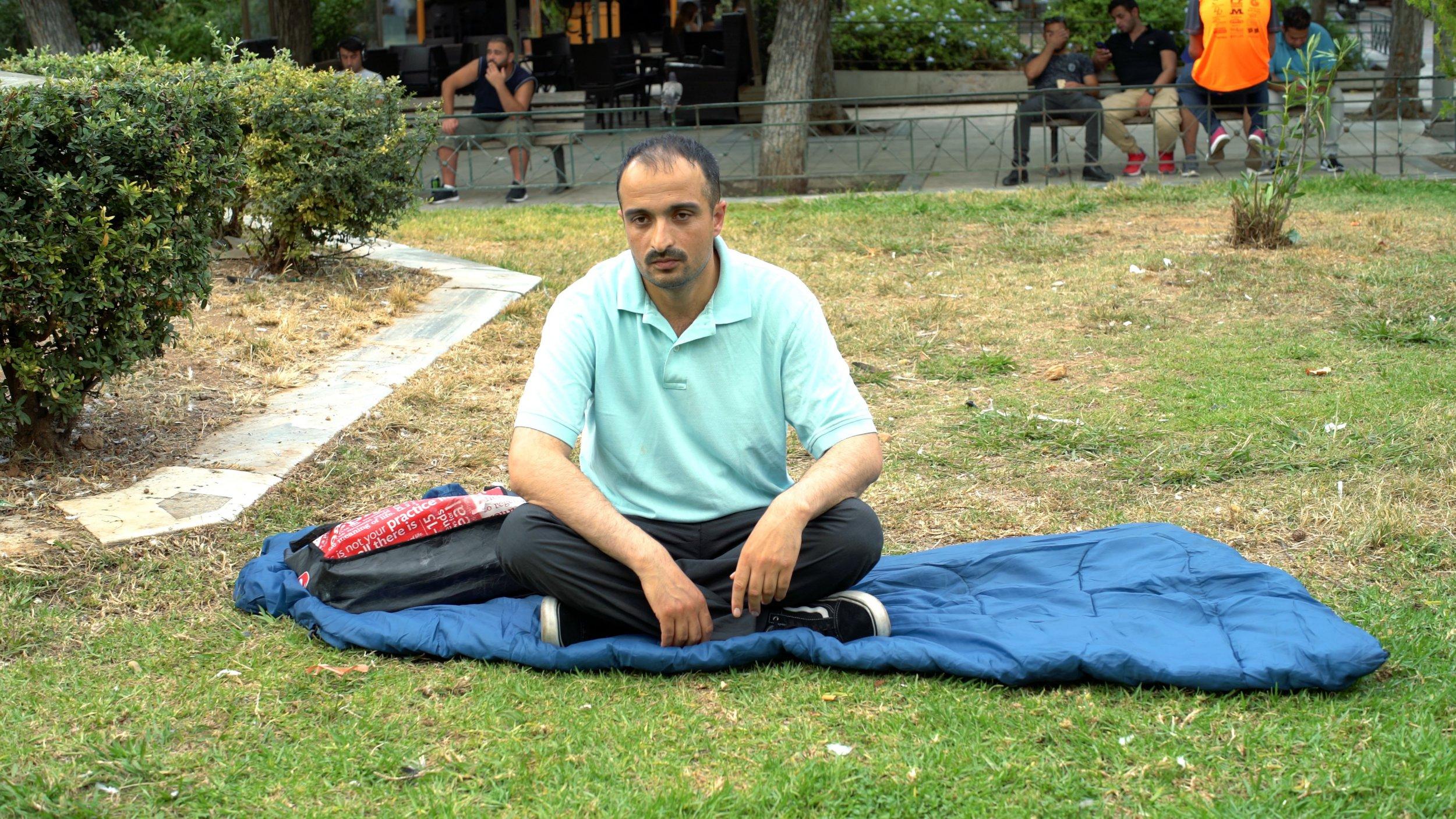 130,000 back petition to help Afghan interpreter sleeping rough after being denied UK visa