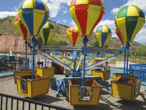 This entire amusement park is up for sale