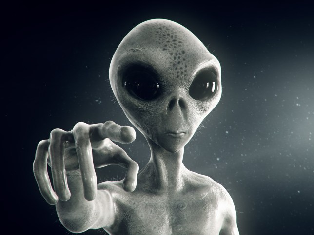 Alien research breakthrough as 1,000 terabytes of data is made public