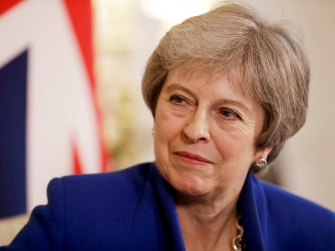 Theresa May begs backbench MPs for support in 'emotional and personal' speech
