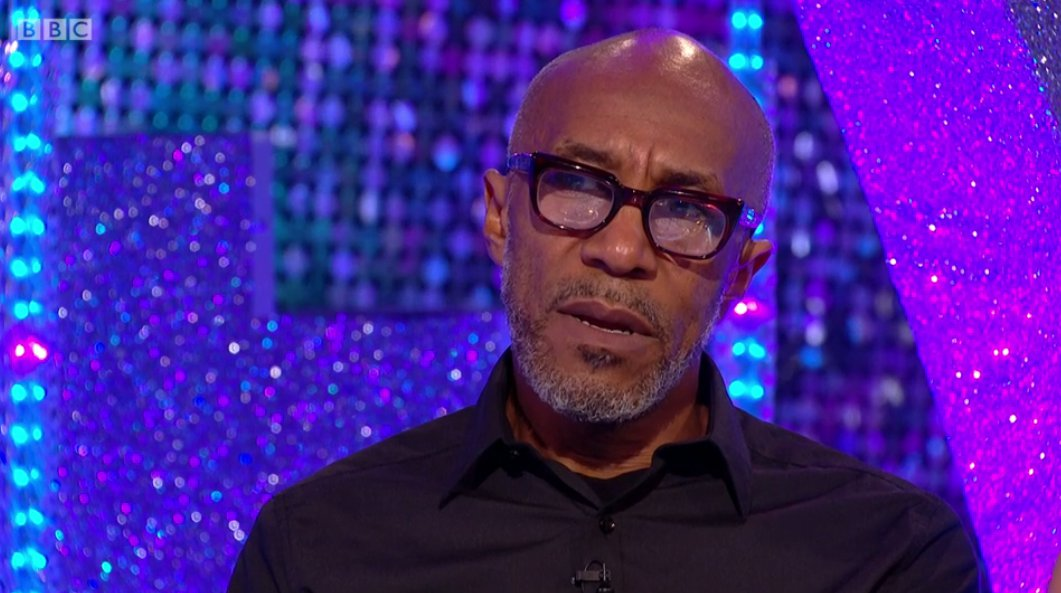 Danny John-Jules 'upsets Strictly bosses by mocking bullying warning after Amy Dowden fight'