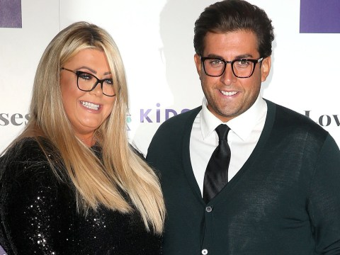 Gemma Collins can't stop smiling after revealing Dancing On Ice weight loss